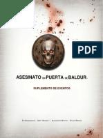 Murder in Baldurs Gate - Eventos extra - Esp.pdf