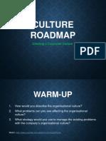 Corporate Culture Roadmap - Lesson 4