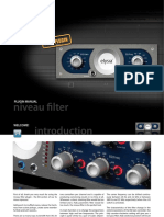 Elysia Niveau Filter Manual En