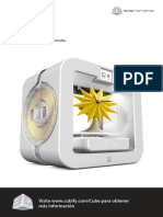 Impresora 3d Cube Es