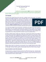 RL - Common Law Copyright Notice - 2015