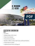 Raiders Las Vegas presentation