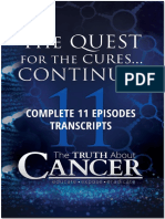 TheQuestforTheCures-11EpisodeTranscriptsEbook