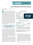 Taking Stock Income Inequality and the Stock Market