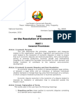 Economic Disputes Resolution (working translation) (1).docx