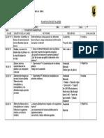 Planificacion Taller Forjadores Ambientales Agosto