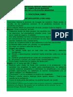 Apuntes de Historia de La Filosofía Moderna, Dr. Campo Elías Burgos