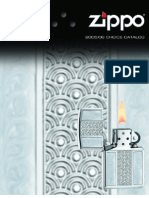 2005/2006 Zippo Lighter Choice Catalog