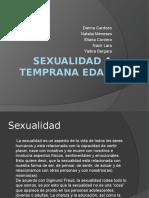 Sexualidad a Temprana Edad