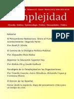 Raúl D. Motta 2015 El Pensamiento Neobarroco Entre El Fundamento y El Acontecimiento (II)