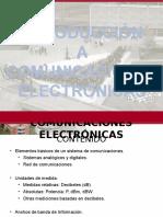 1 - Introduccion a Comunicaciones Electronicas.pptx