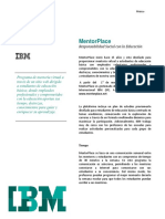 Brochure MentorPlace