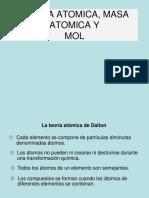 Clase de Moles Quimica Aplicada