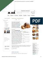 Bavarian Kitchen _ German Recipes _ Marmorkuchen - German Marble Cake _ 8-25-2016