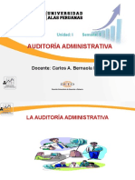 Auditoria DUED Semana 1.ppt