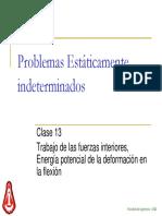 Clase 13 - Problemas Estáticamente indeterminados V250505.pdf