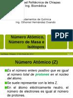 Numero Atomico y Masa Atomica 2