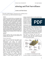 Ecosystem Monitoring and Port Surveillance Systems-Using Passive & Active Acoustics and Data Fusion