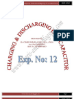 Charging & Discharging of a Capacitor by Mr.charis
