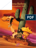 Hanna-Barbera Cartoons Animation Art Catalog 1996