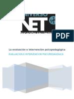 Tovar_la Evaluación e Intervención Psicopedagógica_s13