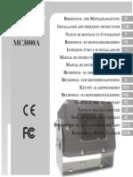 05 Manual Camera MC3000A Es