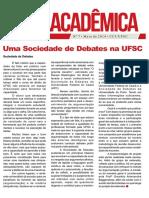 Folha Acadêmica VII