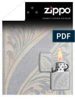 2006/2007 Zippo Lighter Choice Catalog