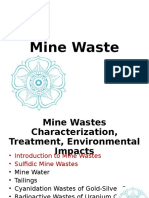 Mine Waste for Mining