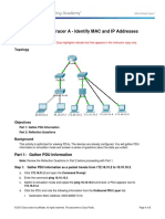 10.1.4.4 Packet Tracer a - Identify MAC and IP Addresses Instructions[1]