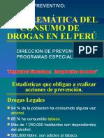 Drogas Consumo y Consecuencias