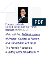 France Government