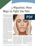 Treating migraine