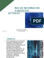 Sistemas de Informacion en Los Negocios Actuales1