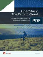 OpenStack Booklet