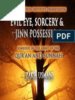 Ruqya-For Evil Eye Sorcery