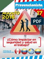 Revista El Prevencionista Edición 17