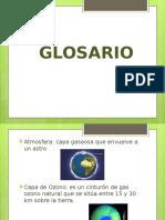 GLOSARIO ECOLOGIA