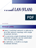 VLAN for networking