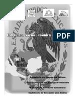 Modulo+V ESTRUCTURA SOCIOECONÓMICA DE MÉXICO