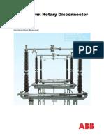 Instruction Manual_SGF36 to 362kV
