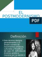 El Postmodernismo y Abraham Valdelomar.pptx
