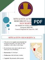 Situacion Actual Del Serums en La Region SM Abril 2015