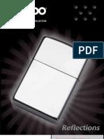 2008 Zippo Lighter Full Line Catalog