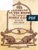 Robbie Basho - Elephant in the Room