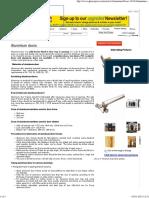 Aluminium Doors - Doors - GharExpert