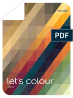 Dulux Colour Inspiration Book