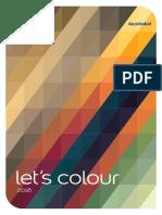 Dulux Colour Inspiration Book