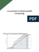 Intro Multiparallel Computing