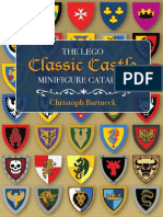 Preview of the Classic Castle Lego Minifigure Catalog eBook